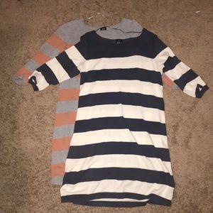 h&m sweater dress bundle !